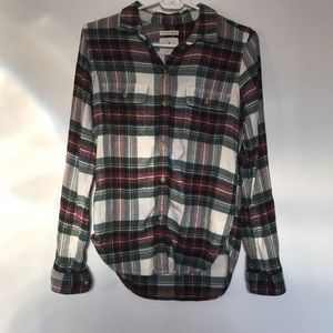 American Eagle Ahh-mazingly Soft thick flannel